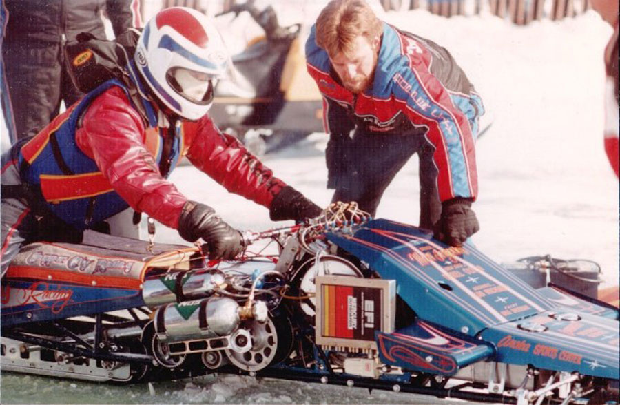 Marv Jorgenson | Snowmobile Hall of Fame