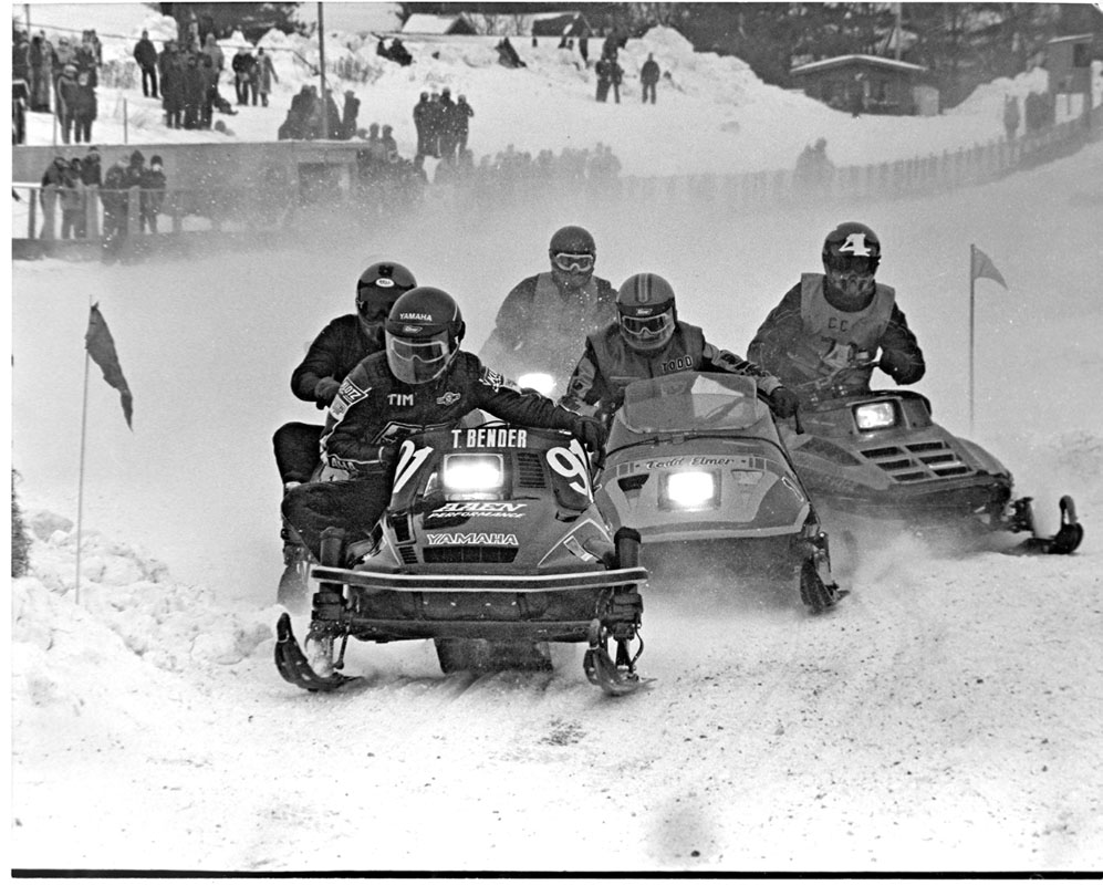 Tim Bender | Snowmobile Hall of Fame