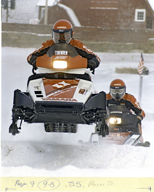 Snowmobile History before Yamaha Carl Eliason of Wisconsin USA applies for the worlds first snowmobile patent for his single rubber track vehicle